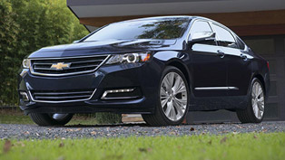 2015 Chevrolet Impala - US Price $27,735