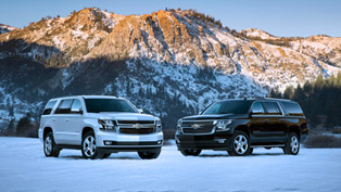 2015 Chevrolet Tahoe And Suburban Exceed Sales Expectations