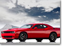 2015 Dodge Challenger SRT Supercharged With HEMI Hellcat Engine