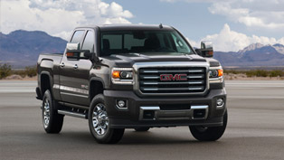 gmc introduces 2015 sierra hd all terrain
