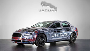 Jaguar Reveals First Image Of Production 2015 XE