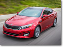 2015 Kia Optima - Minor Facelift