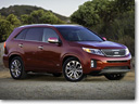 2015 Kia Sorento – Best Family Vehicle in the US
