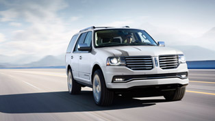 Reserve Package Enhances 2015 Lincoln Navigator