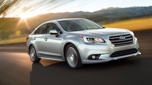 2015 Subaru Legacy Goes On Sale