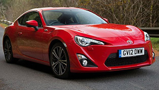 Toyota GT86 - Best Performance Car