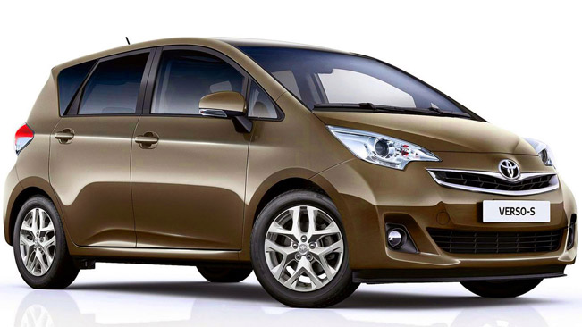 Toyota Verso S Mpv Gets Refreshed For 2015