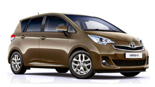 Toyota Verso-S MPV Gets Refreshed For 2015