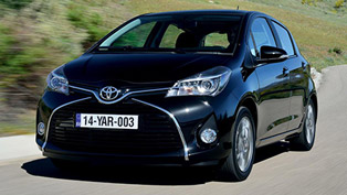 2015 Toyota Yaris - Full Details and Pictures