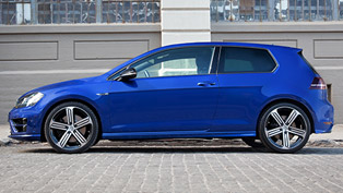 2015 Volkswagen Golf R - More Powerful and Efficient Than Ever