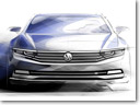 2015 Volkswagen Passat Revealed In Sketches