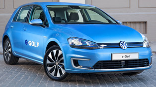 2015 Volkswagen e-Golf - The Future