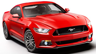 2015 Ford Mustang Hits European Market [video]