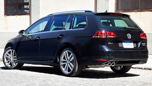 2015 Volkswagen Golf VII SportWagen – Versatility and Fun