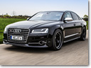 ABT 2014 Audi S8 - 640HP and 780Nm
