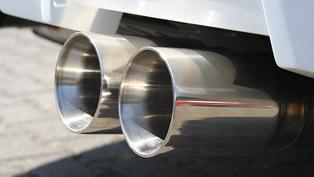 arden sport exhaust system - range rover ar 9