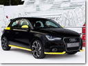 Audi A1 Sportback Custom, S3 Cabrio, Q3 and SQ5 at Worthersee