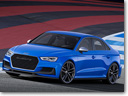 Audi A3 Clubsport Quattro Concept - 525HP and 600Nm