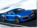 Audi R8 LMX To Feature Laser High Beam Lighting As Standard