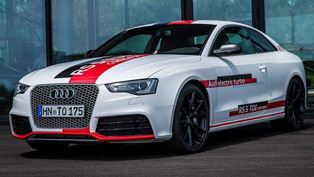 Audi RS5 TDI Concept - 385HP and 750Nm