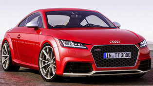 Audi TT RS [render]