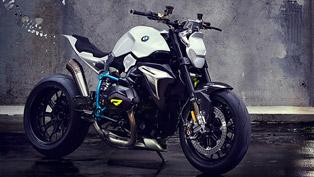 BMW Concept Roadster at the Concorso d'Eleganza Villa d'Este
