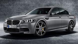 BMW M5 F10 -