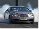 Bentley Continental GT drag – 3,000HP