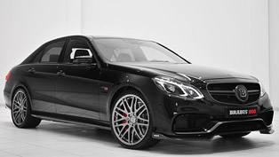 Brabus Mercedes-Benz E63 AMG - 850HP and 1,150 Nm