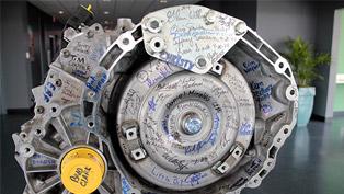 chrysler - 9-speed transmission factory in tipton, us