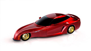 DeltaWing Four-Passenger Car Is Street-Legal