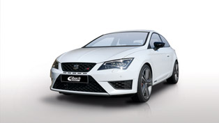Eibach Adds Pro-Kits To Seat Leon Cupra