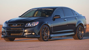Hennessey Chevrolet SS - 1000HP
