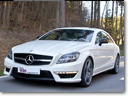 Mercedes-Benz CLS 63 AMG 4MATIC - KW Lowering Springs