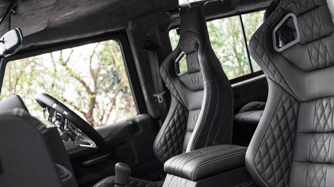 Kahn Land Rover Defender 2 2 Tdci Sw 90 Chelsea Wide Track