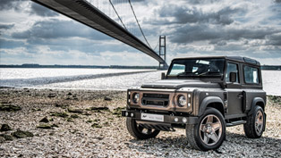 Kahn Land Rover Defender 2.2 TDCI SW 90 Chelsea Wide Track
