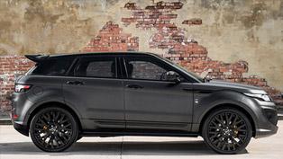 Kahn Shows Volcanic Grey Range Rover Evoque RS Sport