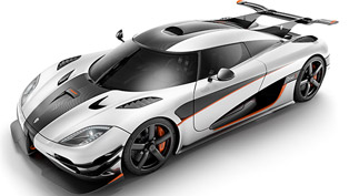 Koenigsegg Agera One:1 at 2014 Goodwood Festival of Speed