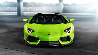 Lamborghini Hulk Aventador-V LP-740 By Vorsteiner