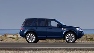 2015 Land Rover Freelander Metropolis Is The New Flagship Model