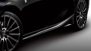 Lexus IS 25 Anniversario [teaser]