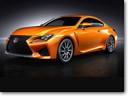 2015 Lexus RC F Inspire Fans For Naming The New Exterior Paint Option