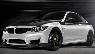 Manhart MH4 550 Based on BMW M4
