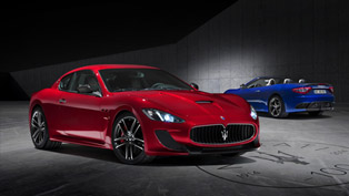 Maserati GranTurismo MC Centennial Edition Shows Pure Italian Style