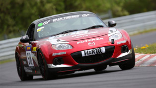 Mazda MX-5 To Compete In 24 Hours Nurburgring