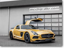 Mercedes-Benz SLS 6.3 AMG Black Series Powered-Up By Mcchip-dkr