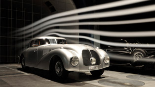 Mercedes-Benz Restores 540 K Streamliner