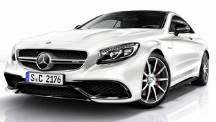 Mercedes-Benz S63 AMG Coupe - Night and Carbon Packages