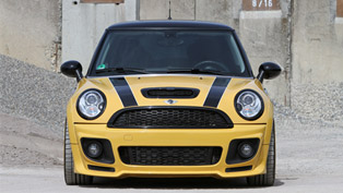 Minitune Enhances Mini Cooper S R56