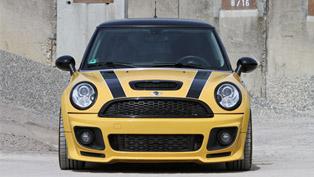 Minitune Enhances Mini Cooper S R56